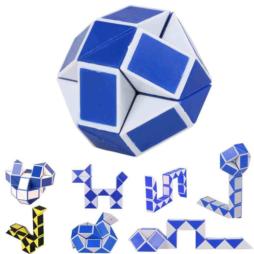 Lightweight Fidget - Popular Twist And Transformable Puzzle Toy