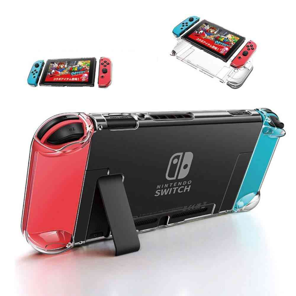 Detachable Crystal Pc Transparent Case  - Clear Hard Back Cover