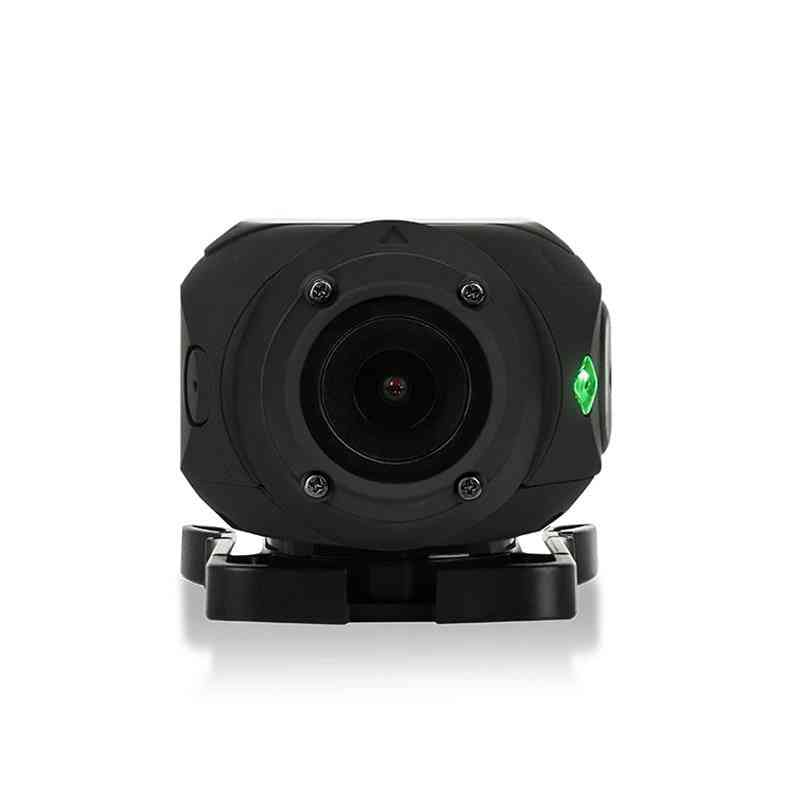 4k Plus Action Sports Camera With Wifi, Touch Lcd Screen And Bluetooth For Motorcycle, Bicycle, Bike,