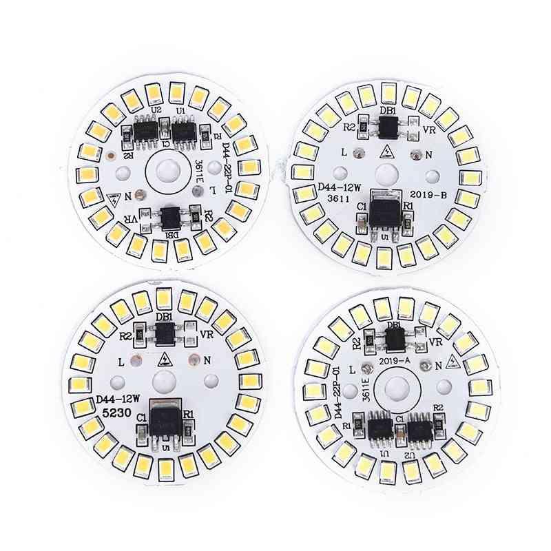 Led Chip-circular Module, Light Source Plate