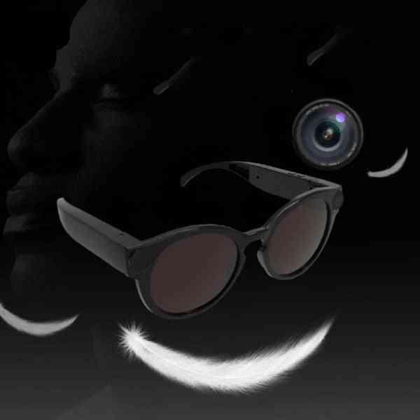 Wearable, Hd, Wifi Smart Camera Glasses-mini Digital Video Recorder