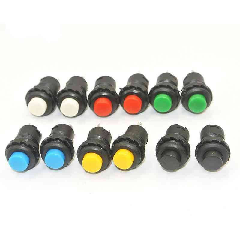 Momentary Push Button Switches