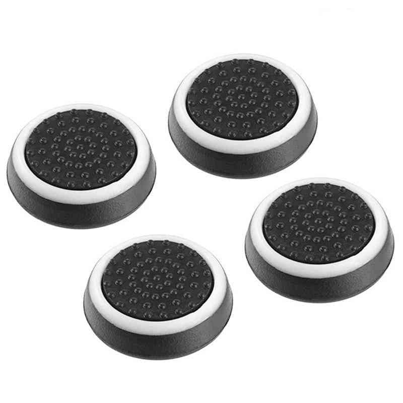 Silicone Analog Thumb Stick Grips Cover For Xbox-360