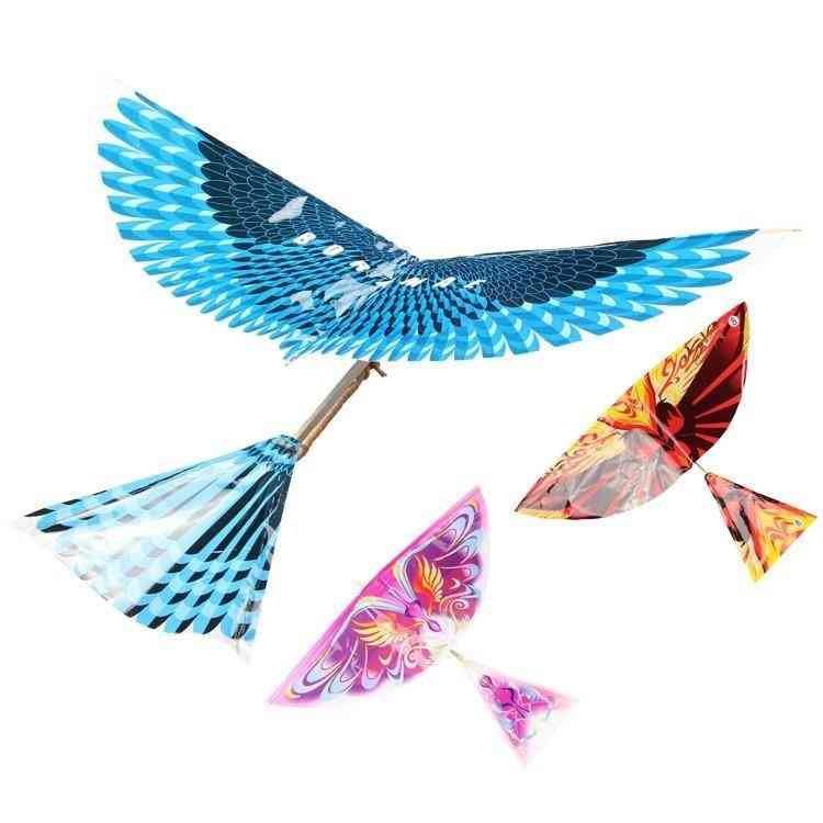 Puzzle New Kite - Bionic Air Plane Action Assembly Toy