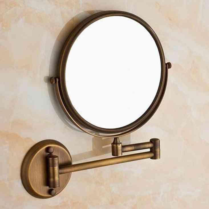 Double Side Bathroom Wall Mount Mirror