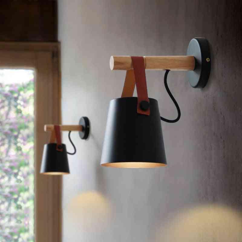 Modern Adjustable Wall-mounted Household Bedside Lighting