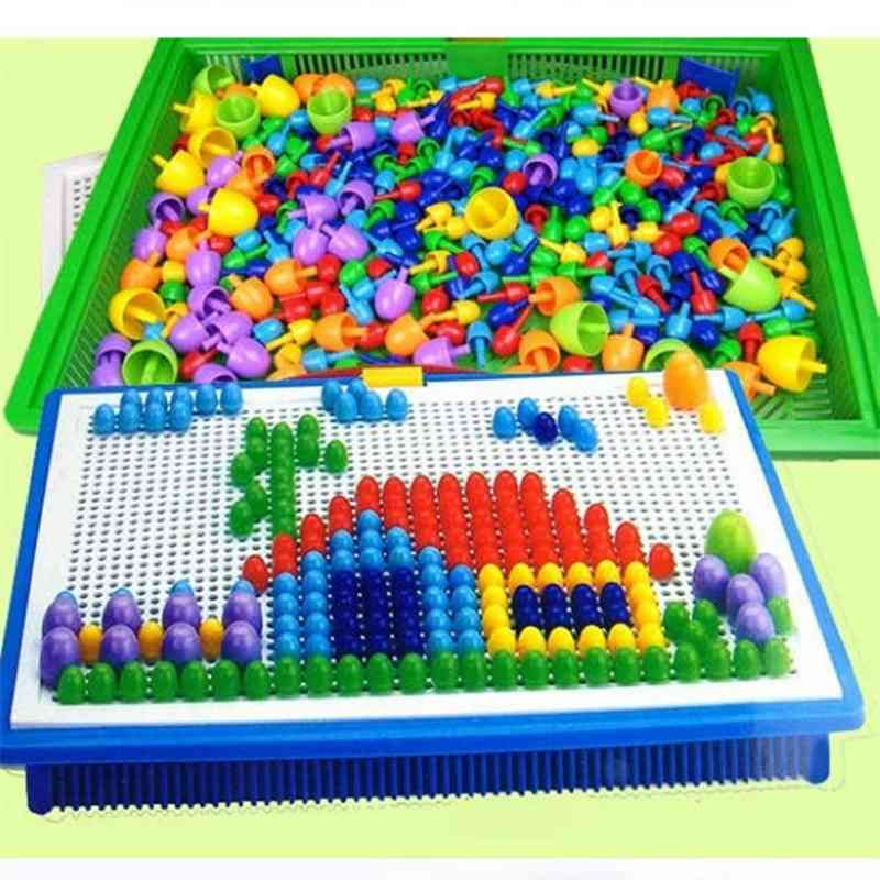 Intelligent 3d Puzzle Games Jigsaw Board For Educational