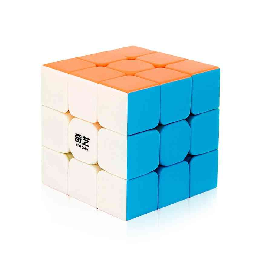 3x3x3 Cube, Stickerless Professional Puzzles For