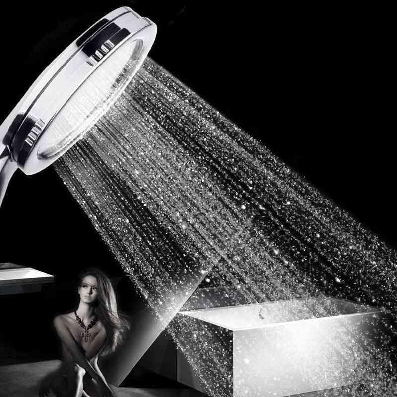 High Pressure Powerful Boosting Spray - Water Saving Shower