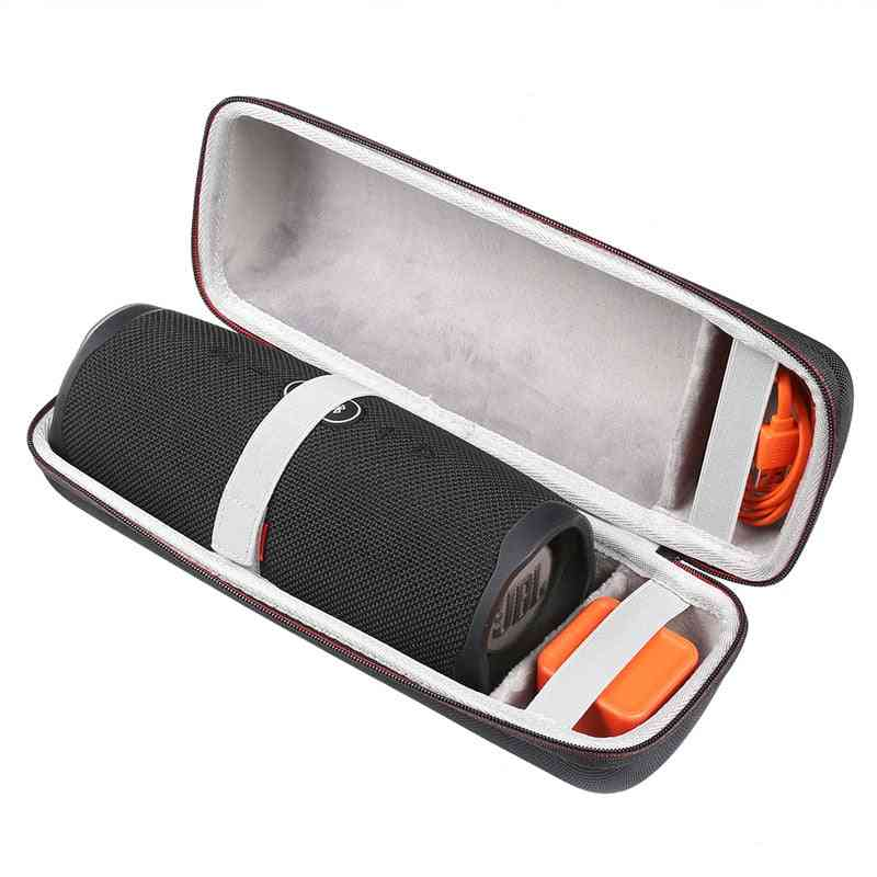 Hard Travel Case For Jbl - Charge 4 Waterproof Bluetooth Speaker