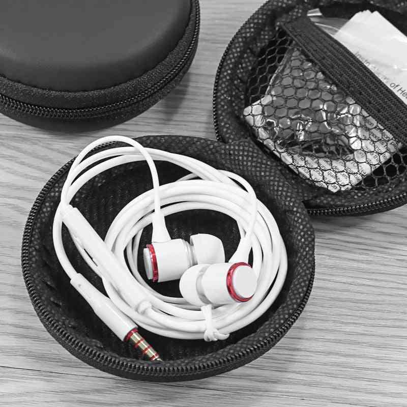 3.5mm Earphones, Bass Stereo Headset
