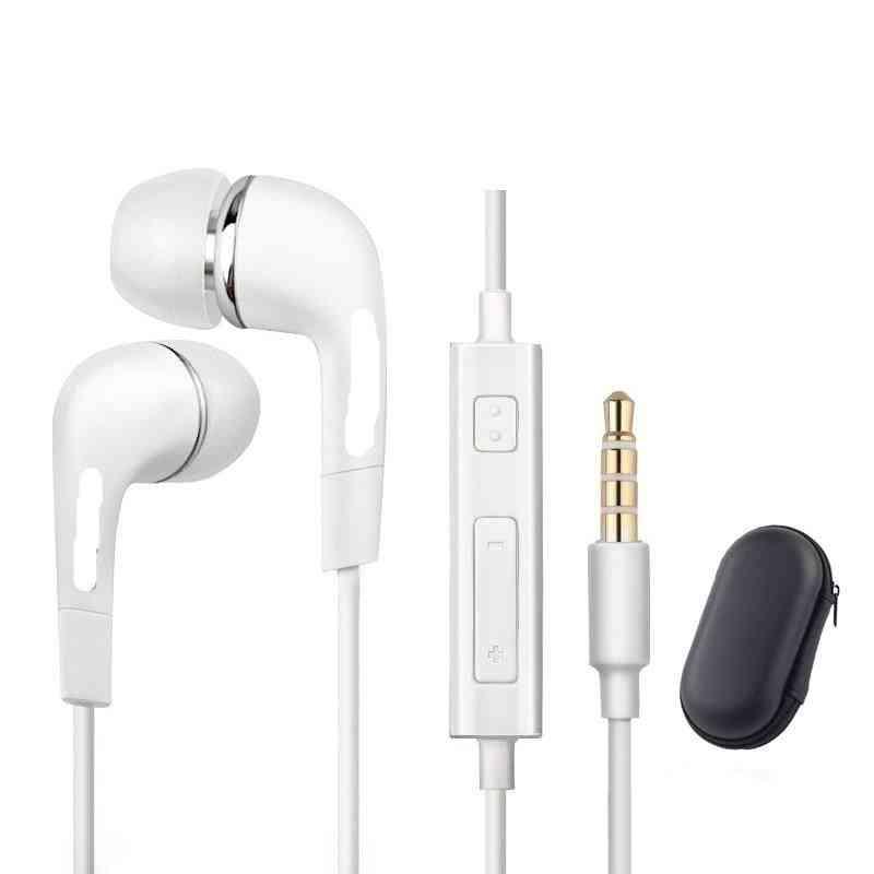 Original Earphones Headsets With Built-in Microphone