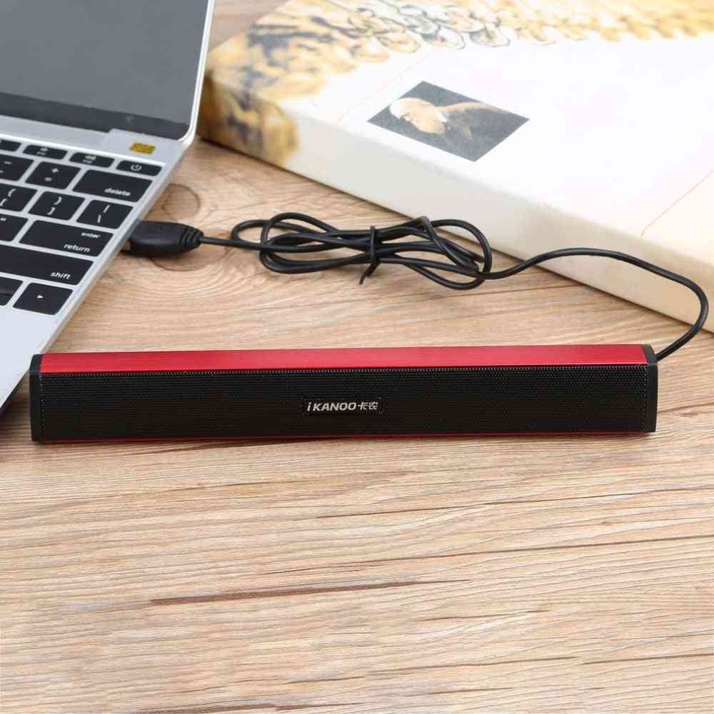 N12 Usb Portable Stereo Speaker - Audio Soundbar