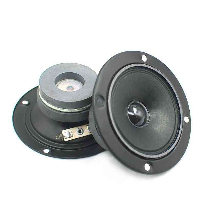 4-inch 4ohm, 30w Hifi Audio, High Frequency Loudspeaker