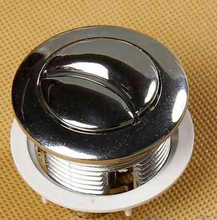 Toilet Push Button - Dual Flush Diy Repair Tool