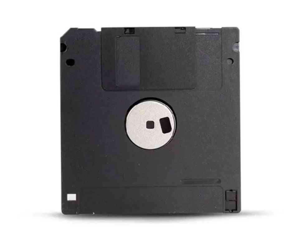 Authentic Diskette, 1.44 Mb, Mf 2hd Formatted Floppy Discs