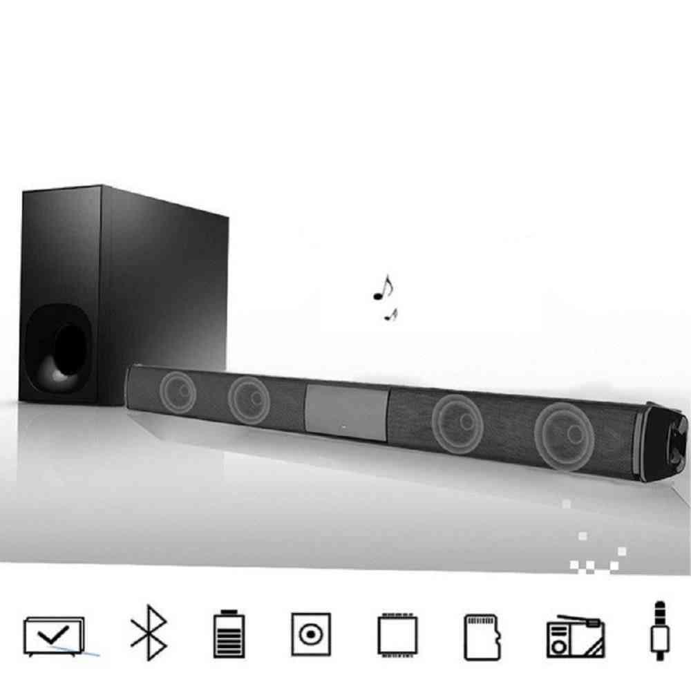 20w Home Tv Speaker & Wireless Bluetooth Speaker Strip