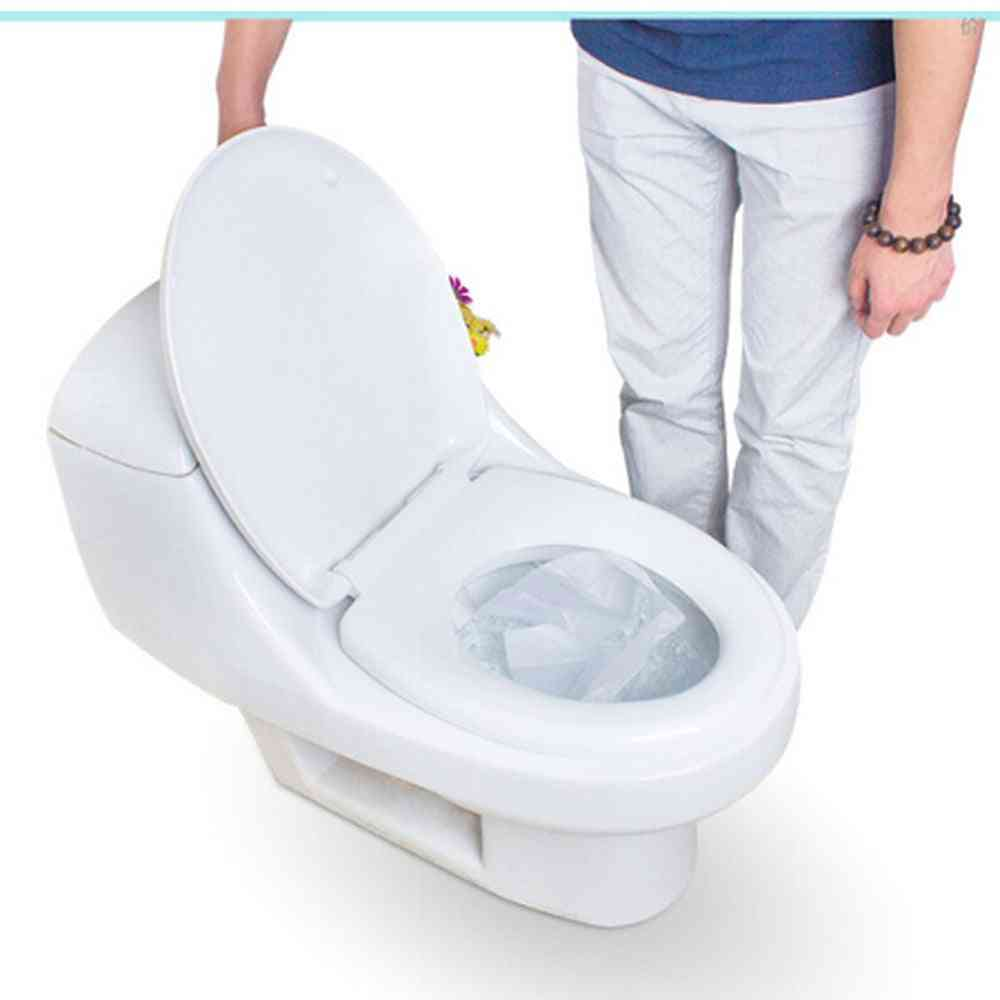 Disposable Toilet Seat Cover Paper For Outdoors Camping