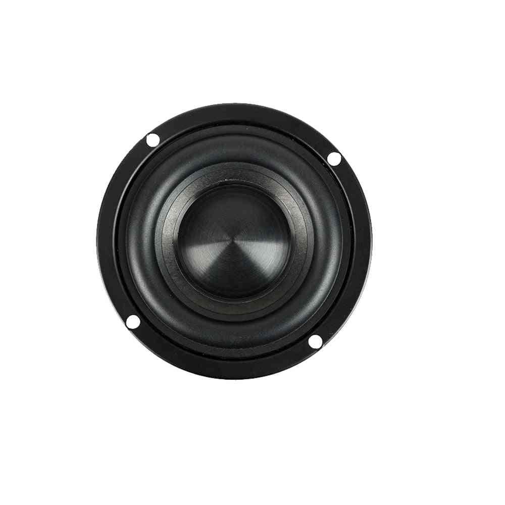 4ohm/8ohm, 25w-3inch Portable Audio Speaker
