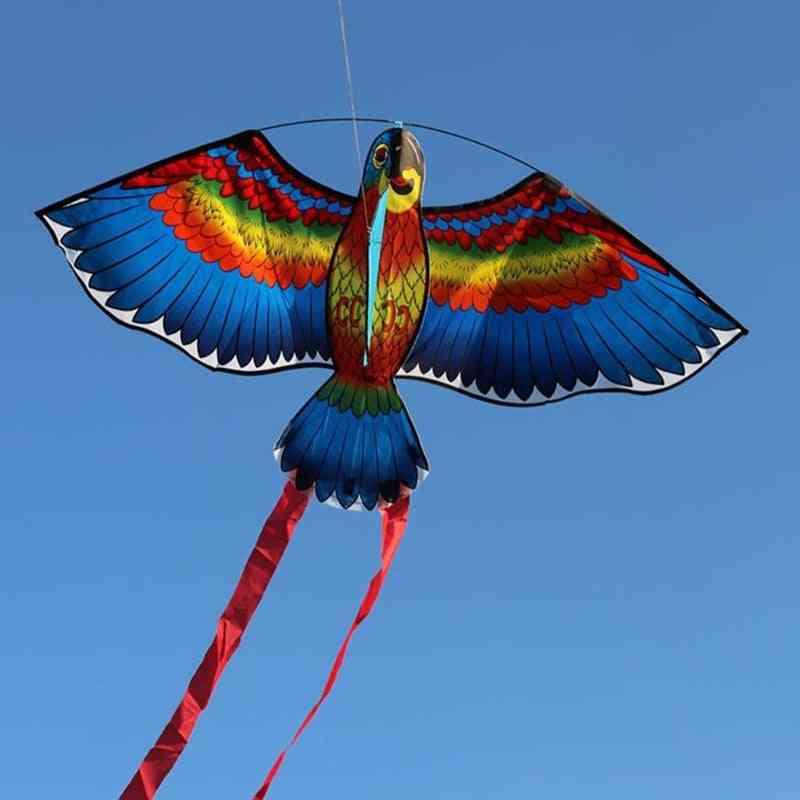 Parrot Bird Kites Outdoor Flying