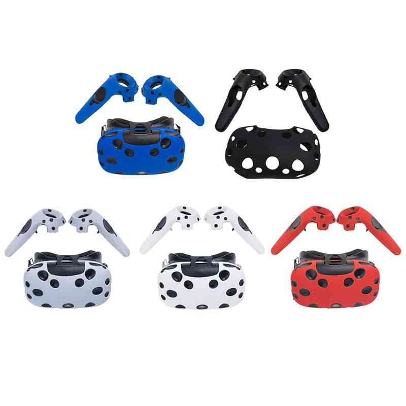 Silicone Anti-slip, Shockproof Cover For 3d Vr Glasses