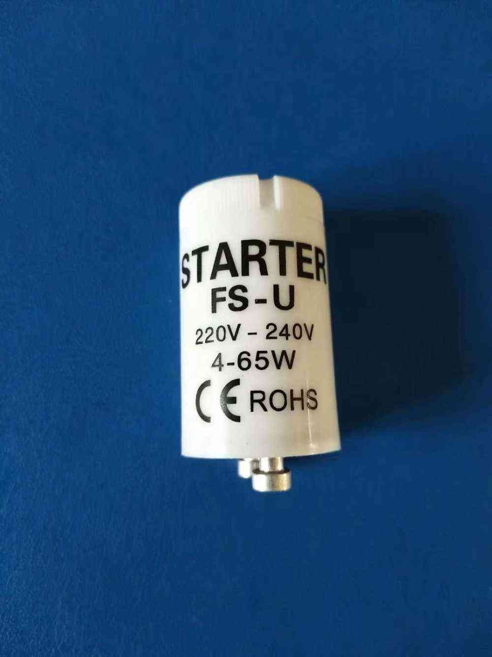 220-240v-fluorescent Tube Fuse Starter For Housing Light
