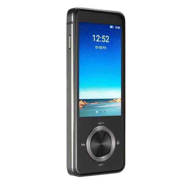 M9 Instant Voice Portable Language Translator, In Real-time Smart Translator