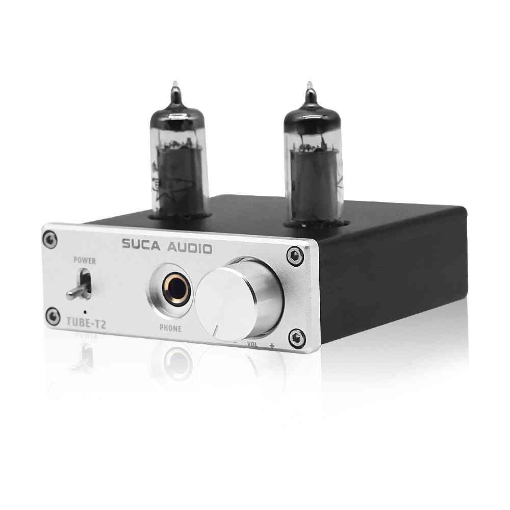 6k4 Tube Portable Headphone Amplifier 6j1