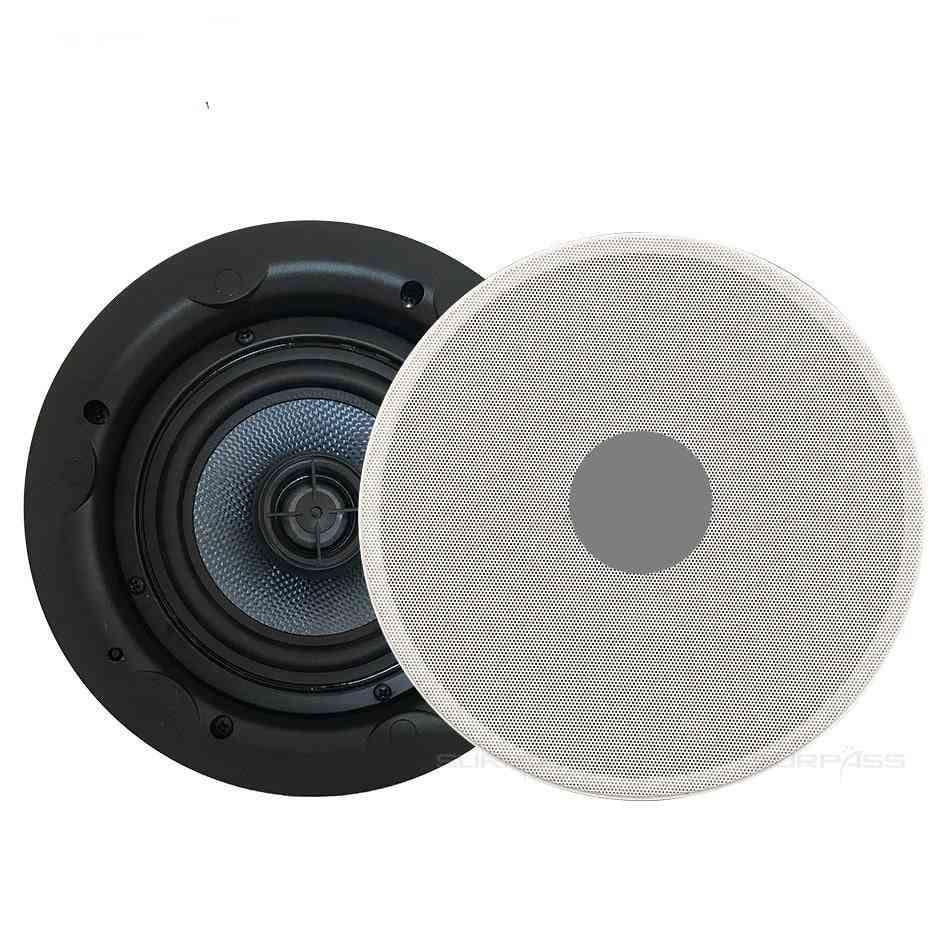 5.25'' Home Pa Audio Waterproof Active Bluetooth In-ceiling Speaker