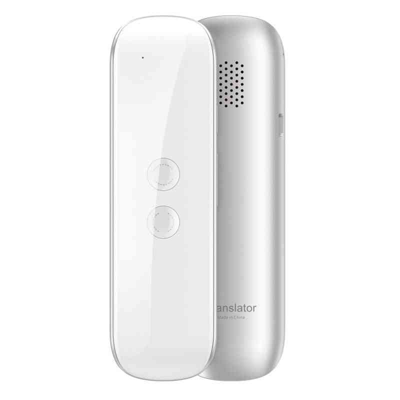 Smart Electronic Portable 3 In 1 Voice / Text / Photographic - Language Voice Translator