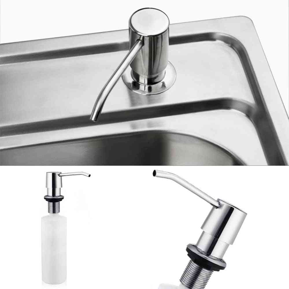 Sink Liquid Soap Dispensers-for Bathroom And Kitchen