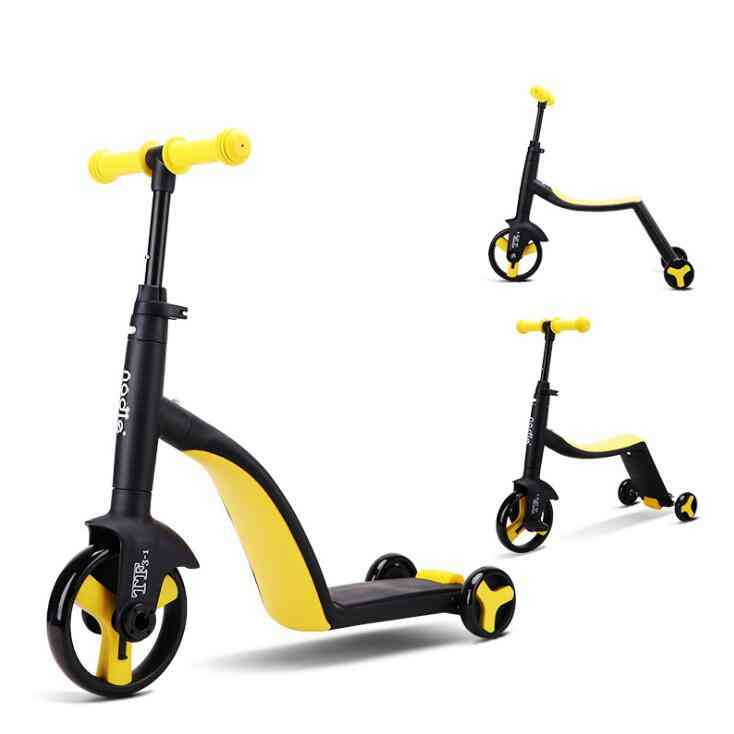 Metal Scooter Tricycle For