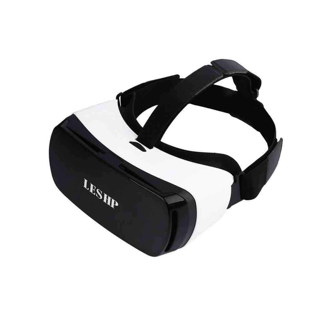 3d Vr Glasses - Headset, Goggles Play Movies And Photos Enjoyment For Smartphones