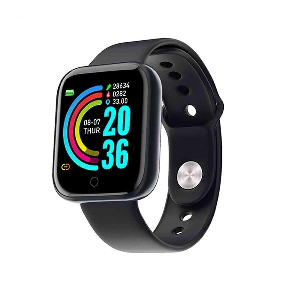 Smart Watch / Women Heart Rate And Blood Pressure - Waterproof Fitness Wristband