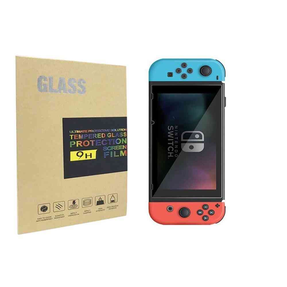 9h Tempered Film Glass Screen Protector Eye Protection For Nintend Switch -screen Protector