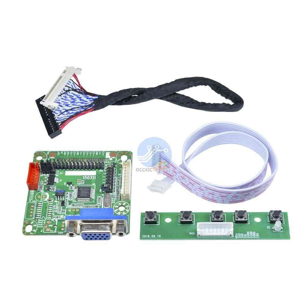Lcd Monitor Screen Driver Controller Board For Laptop And Computer