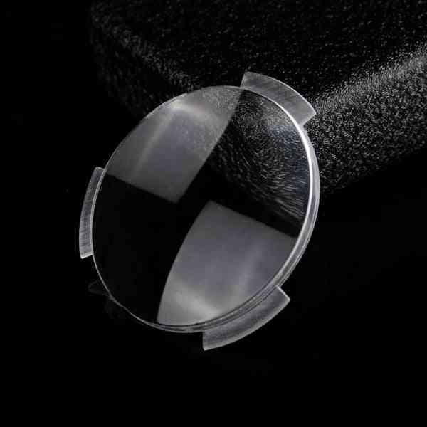 A Pair Of 25*45mm Vr Virtual Reality Lens - Aspheric Biconvex, 3d Vr Glasses