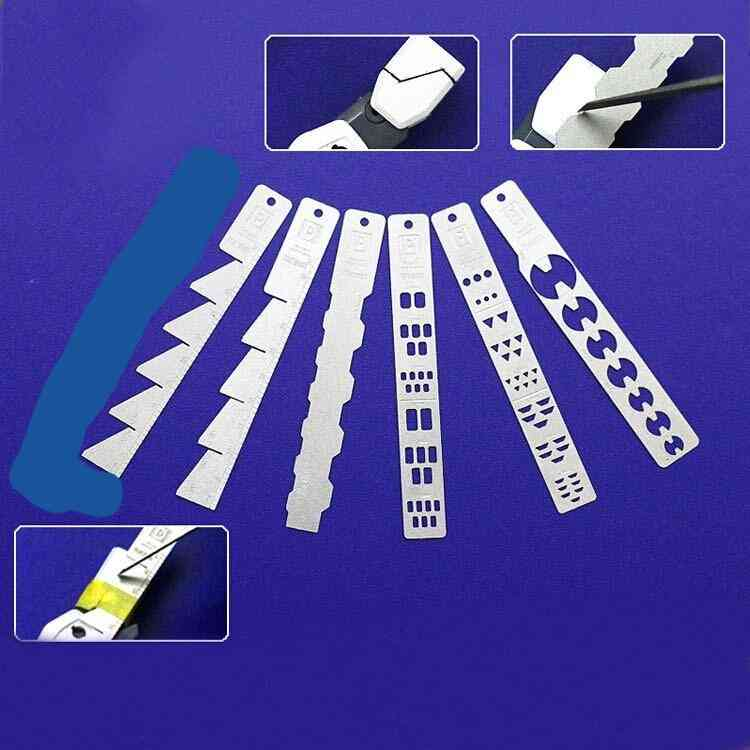 Stainless Steel Angle Gauge And Scriber