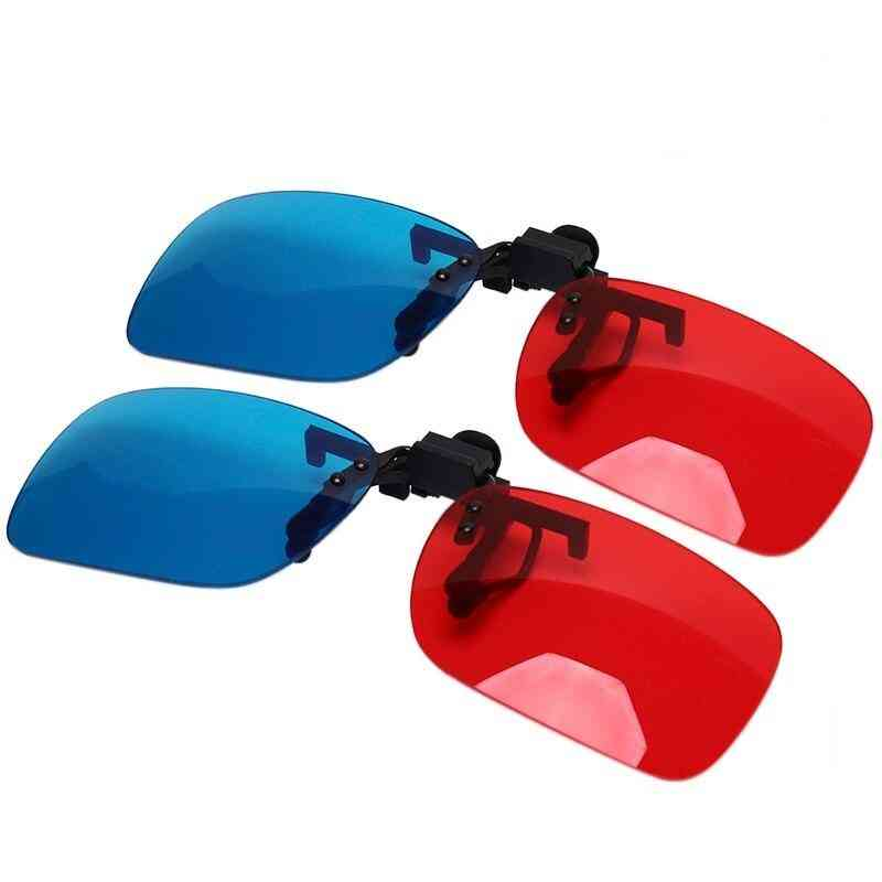 3d Glasses For Movies, Gaming And Tv