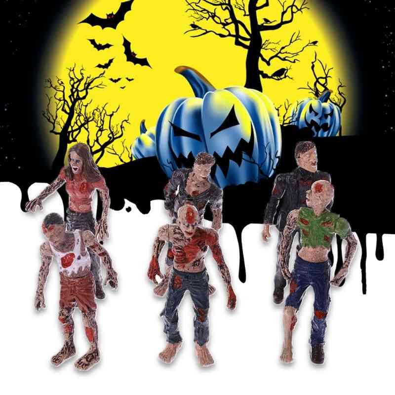 Walking Corpses Model Terror Zombies - Action Figure Dolls