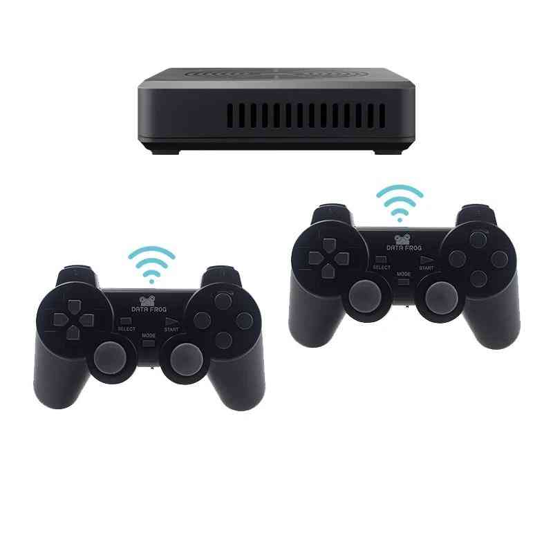 Wired Internet 4k Video Game Console For Ps / Psp