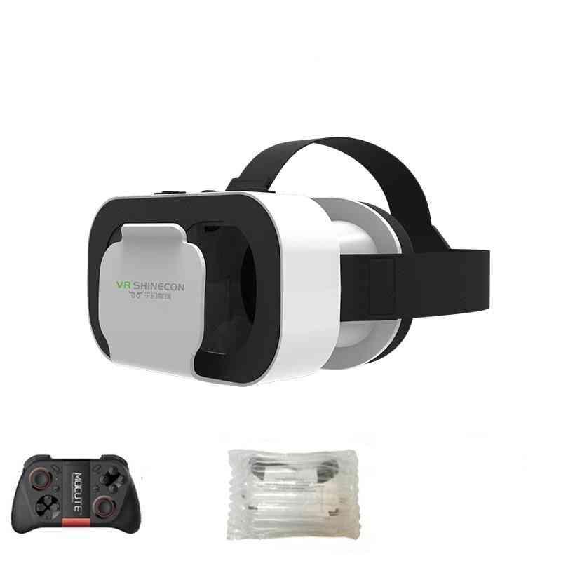 Casque Headset Virtual Reality Glasses 3d Helmet
