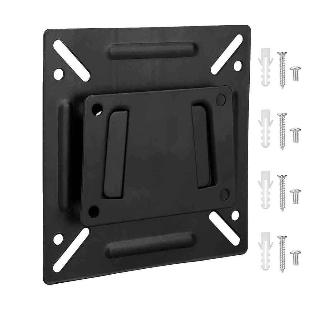 Wall Mount Bracket For Lcd Tv 14-30 Inch With Screws