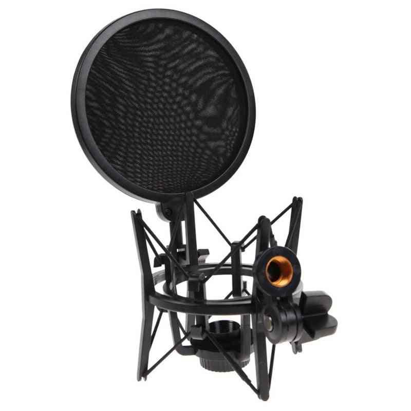 Professional Microphone Mic Shock Mount