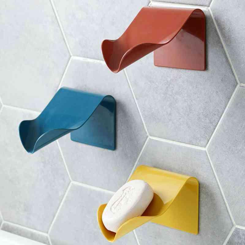Wall Mounted Plastic Soap Dish