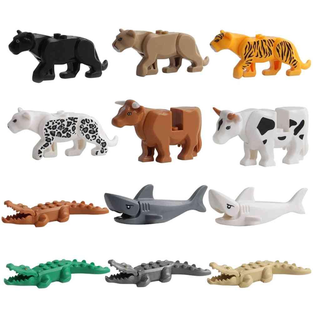 Animal Series Big Building Blocks Educational