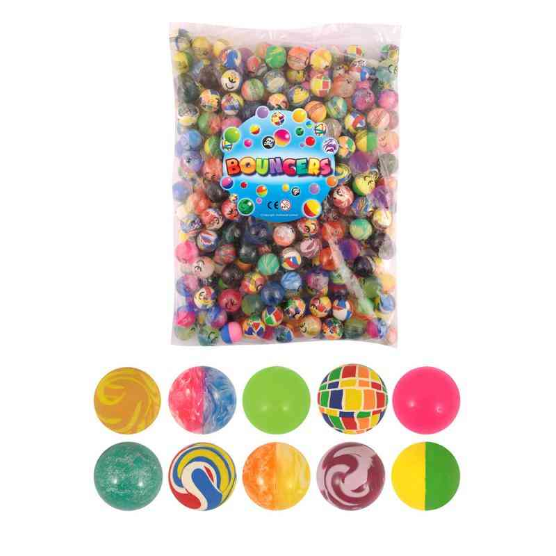 Funny Rubber Bouncy Ball Toy For