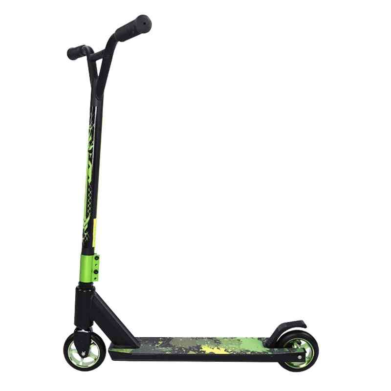 Removable Handle Aluminum Stunt Scooter