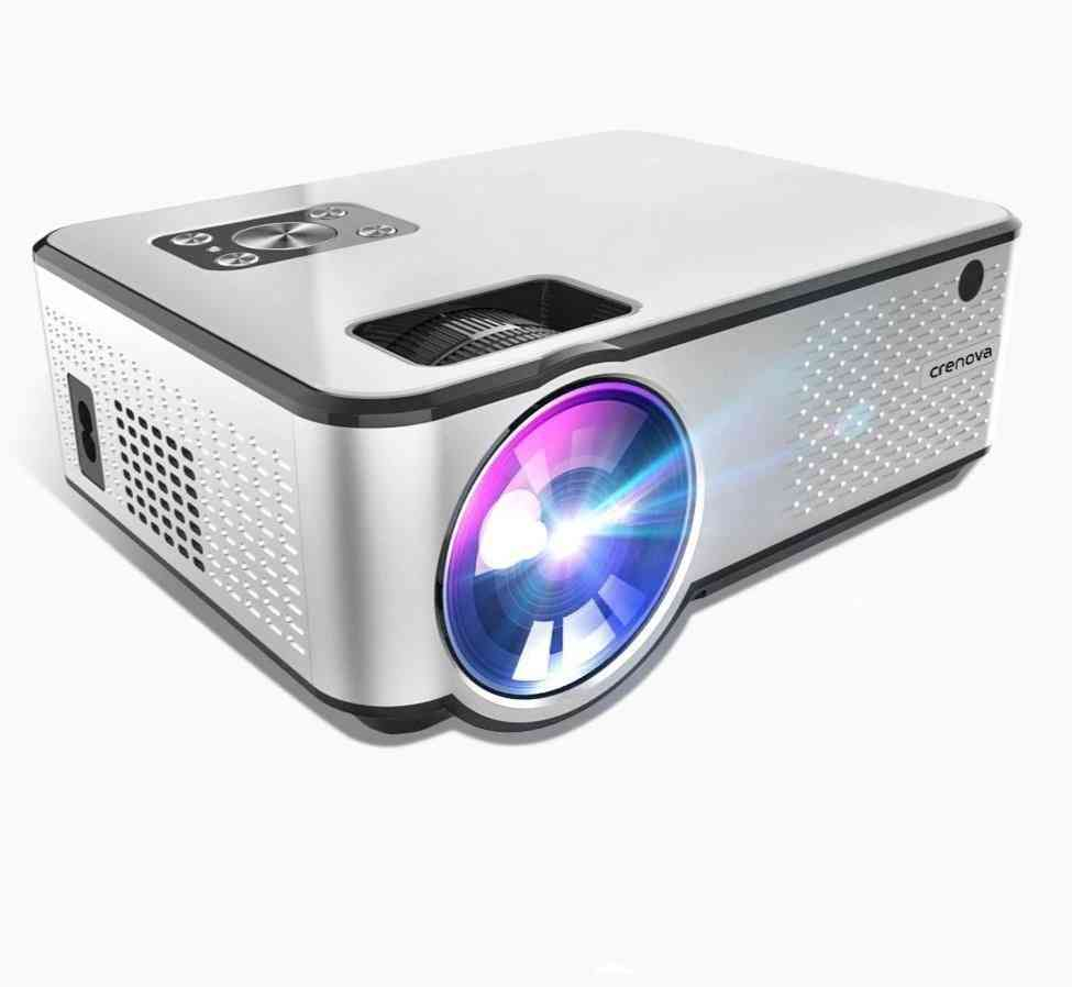 Android Projector - Support 4k Videos Via Hdmi