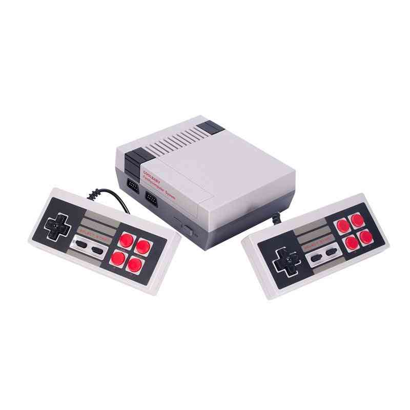 Mini-tv, Handheld Retro Video Game Console-double/four Key Version